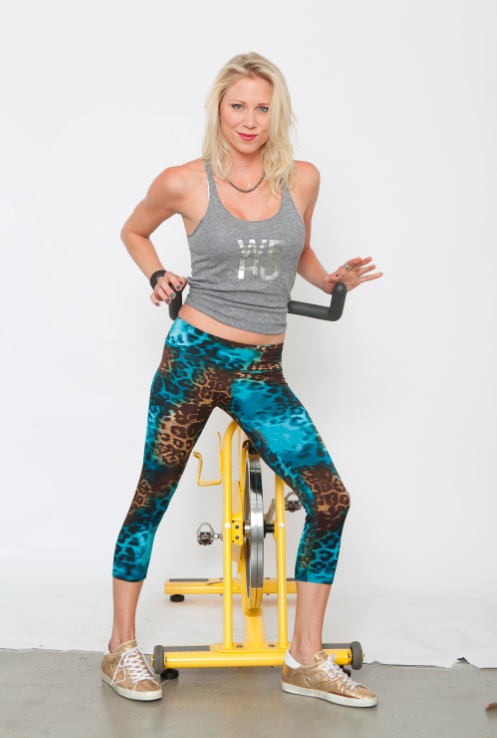 Mary Rambin SOULCYCLE pic