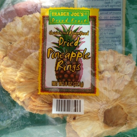 Trader Joe's Pineapple Rings