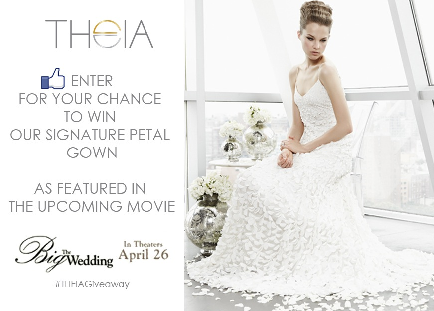 Win theia wedding dresses theiagiveaway more than mary theia wedding dress giveaway junglespirit Image collections