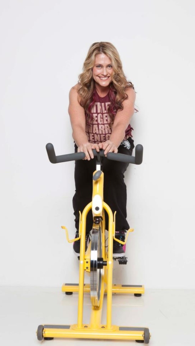 Janet Fitzgerald SoulCycle