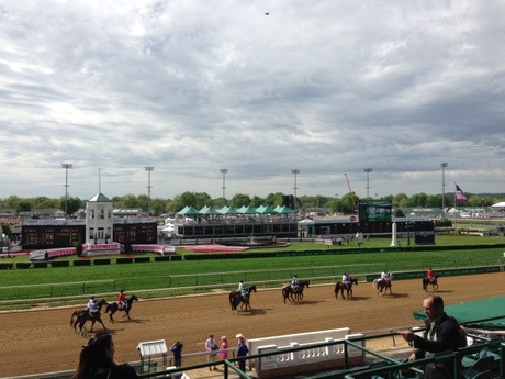 Kentucky Derby Churchill Downs Race Track