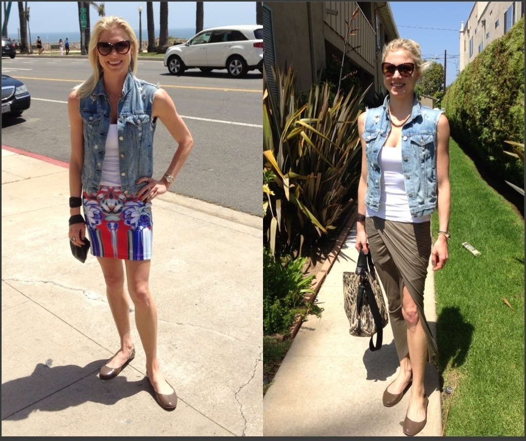 Mary Rambin Denim Vest 2013