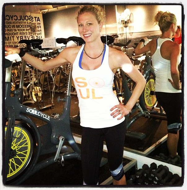 SoulCycle Mary Rambin