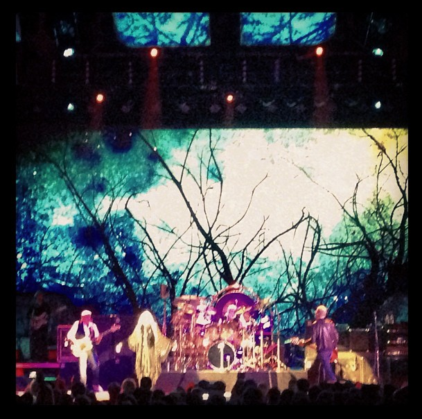 Fleetwood Mac Hollywood Bowl 2013