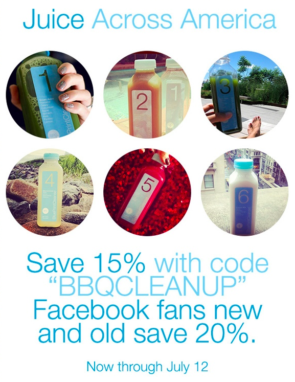 BluePrintCleanse Discount Code July 2013