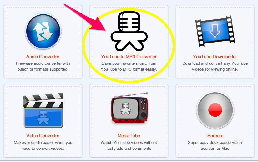 Convert that awesome YouTube video to an mp3 for your music