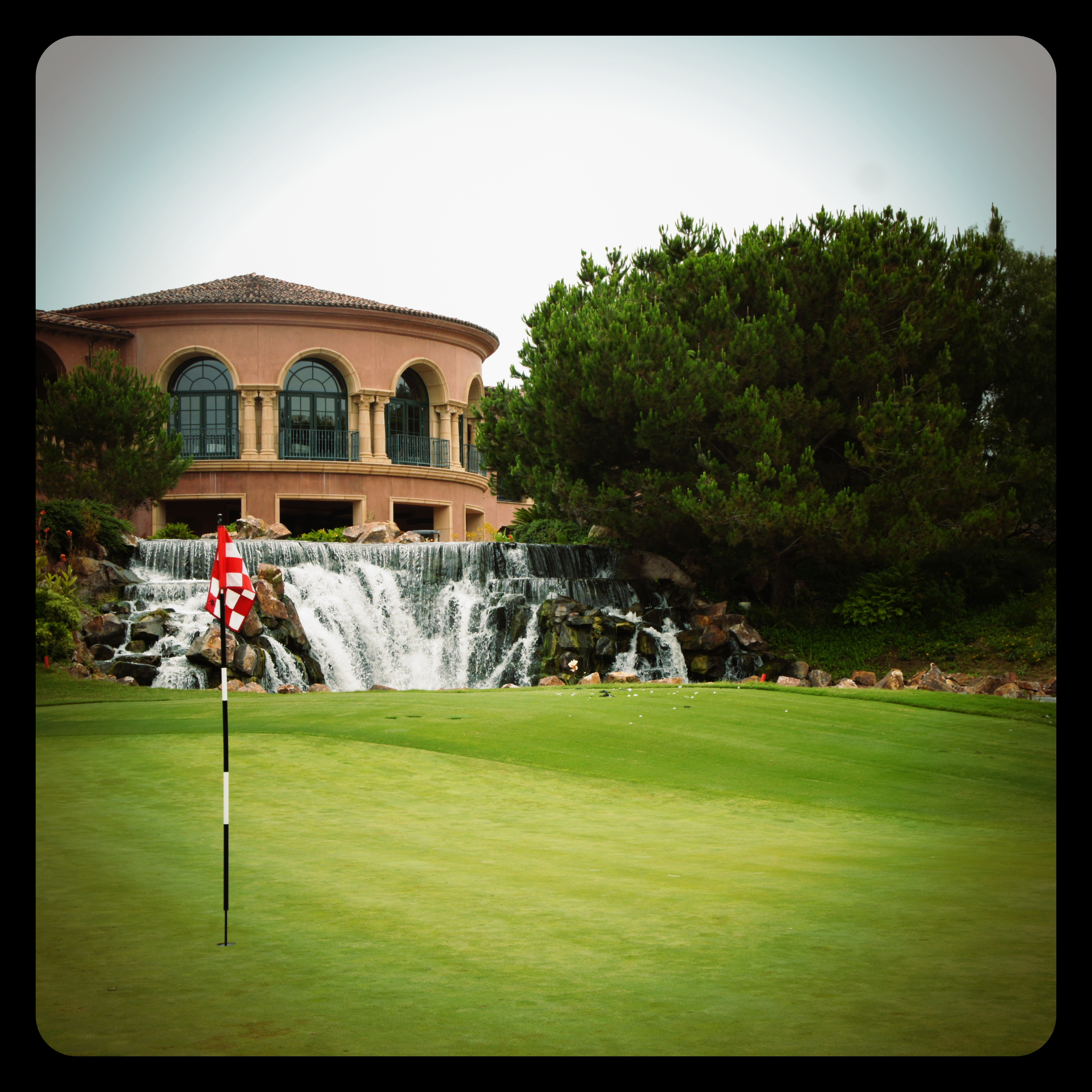 The Grand Del Mar Golf Course