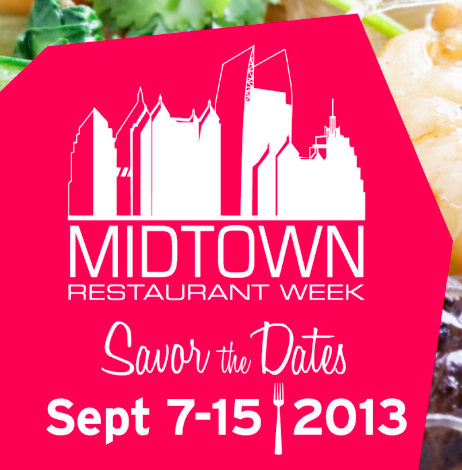 Atlanta Restaurant Week 2013