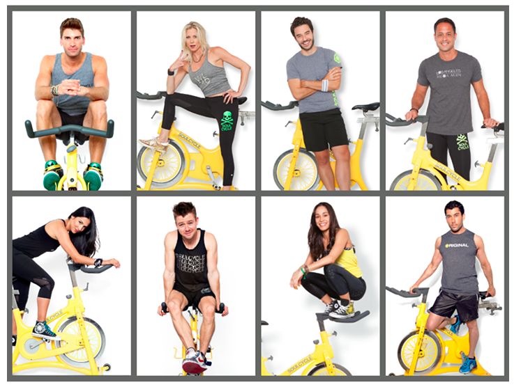 SoulCycle Beverly Hills Instructors