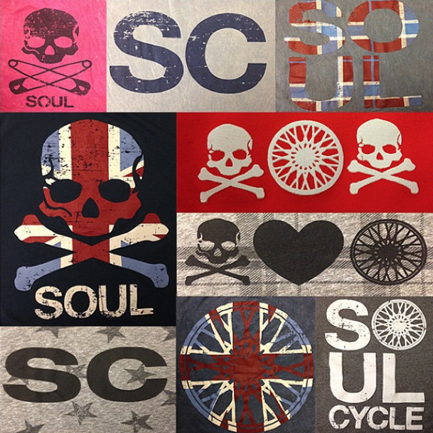 SOULCYCLE gear Fall 2013