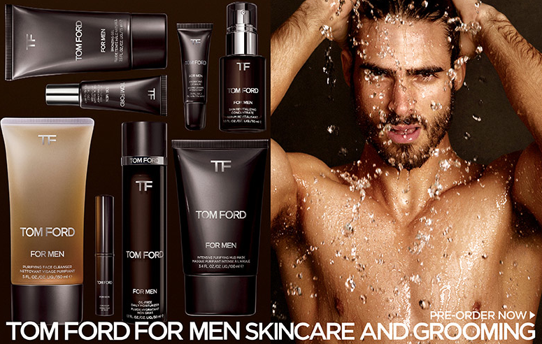 TOM FORD for Men Skincare