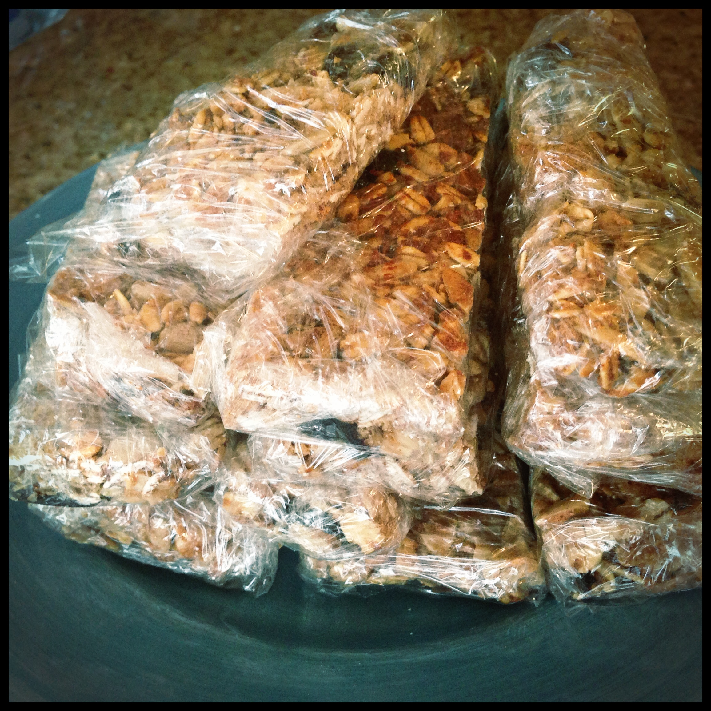 Sprouted Kitchen Granola Protein Bars