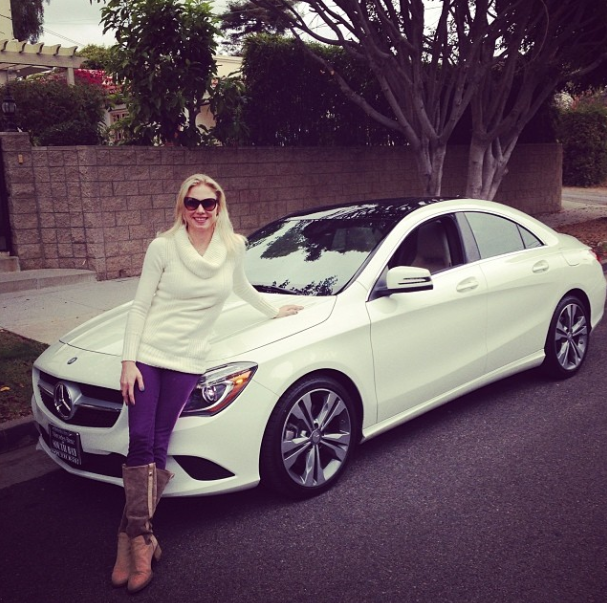 Mercedes Benz CLA 2014 Mary Rambin