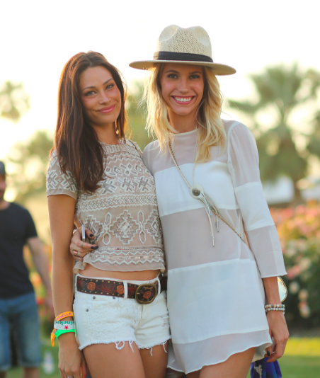 Coachella 2014 style via Vogue