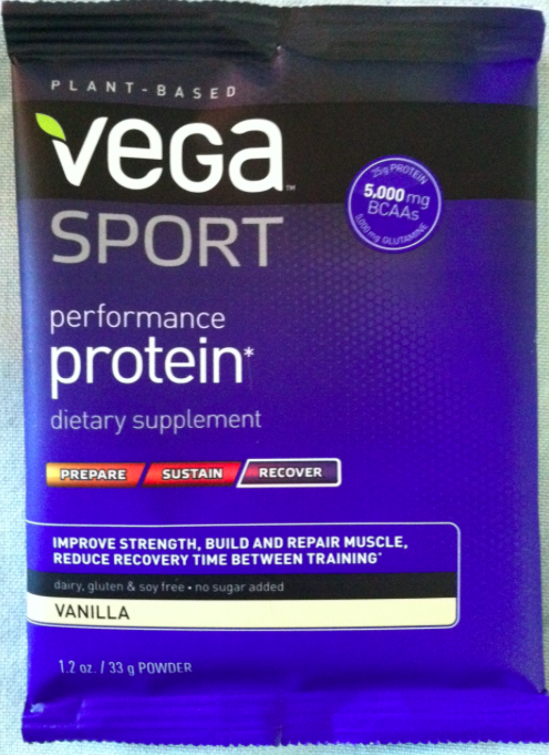 Vega Protein Performance Pack
