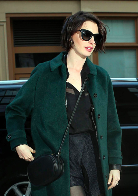 Anne Hathaway in Theirry Lasry